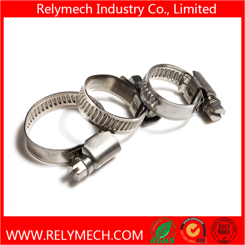 Stainless Steel German Style Hose Clamp