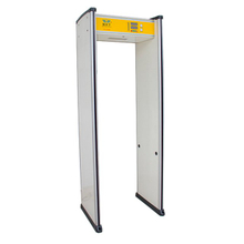 6 Zones Walkthrough Metal Detector Gate