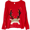 PK18A18YF Unisex Ugly Christmas Sweater