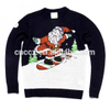 PK17ST073 Xmas Jumpers Extreme Santa unisex funny Christmas jumper