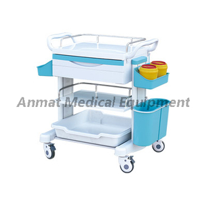 Movable Clinic Medical Therapy Trolley
