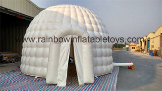 RB41031(dia6.5m) Inflatable Small Dome Tent For Outdoor Commercial Events