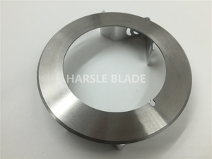 105X70X1.2mm upper slitting blade, circular slitting machine blade