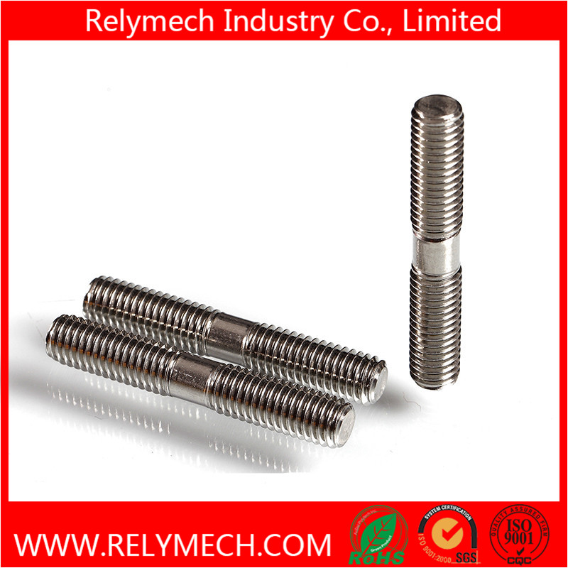 Stainless Steel Double Threaded End Stud Screw Dowel Screw Hanger Screw