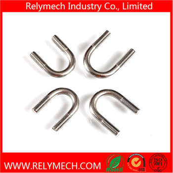 Stainless Steel U Bolt Hook Anchor Bolt