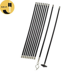 C17 12Pcs Drain Rod Kits