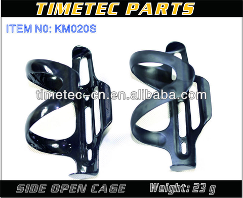 BICYCLE BOTTLE CAGES,SIDE OPEN