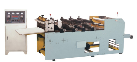 FD 350/600 multi-function bottom sealing machine