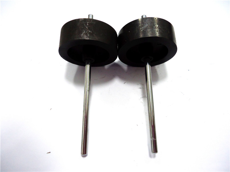 Ceramic Ferrite plastic injection magnet rotor for motor