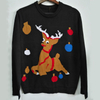 PK17A103YF high quality holiday ugly christmas sweater novelty