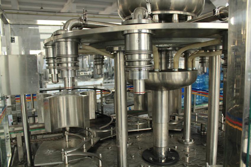 5加仑桶灌装机(ce 证书)1200bph