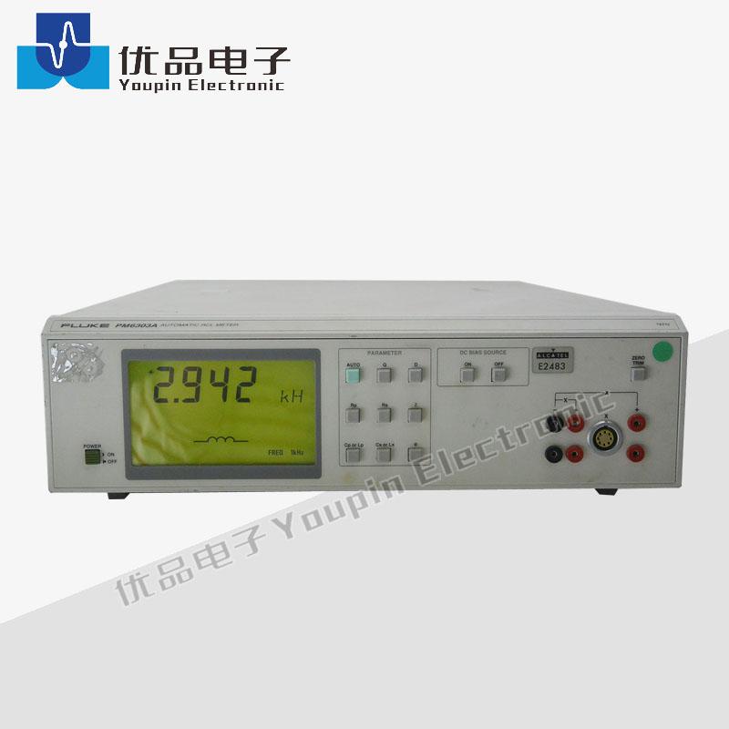 Fluke Lcr Meter : Fluke pm a lcr meter buy