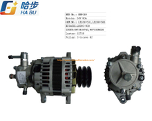 Alternator with Pump 24V 80A Lr280-508, Lr280-501