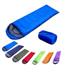 Colorful Adult Backpacking Sleeping Bag
