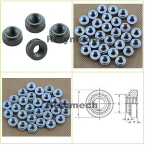 Carbon Steel Zinc Plated Round Rivet Nut