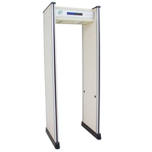 6 Zones waterproof door frame metal detector