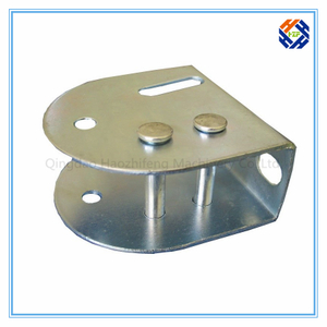 Bracket Plate Mount Stainless 304