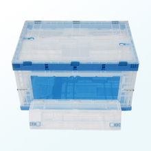 Collapsible box with side door & Lid 650-440-360