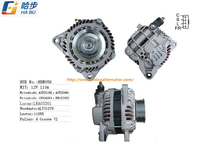 New Alternator Fits for Mitsubishi Lancer Outlander 2.4L Mn183450 A3tg3491 1800A064