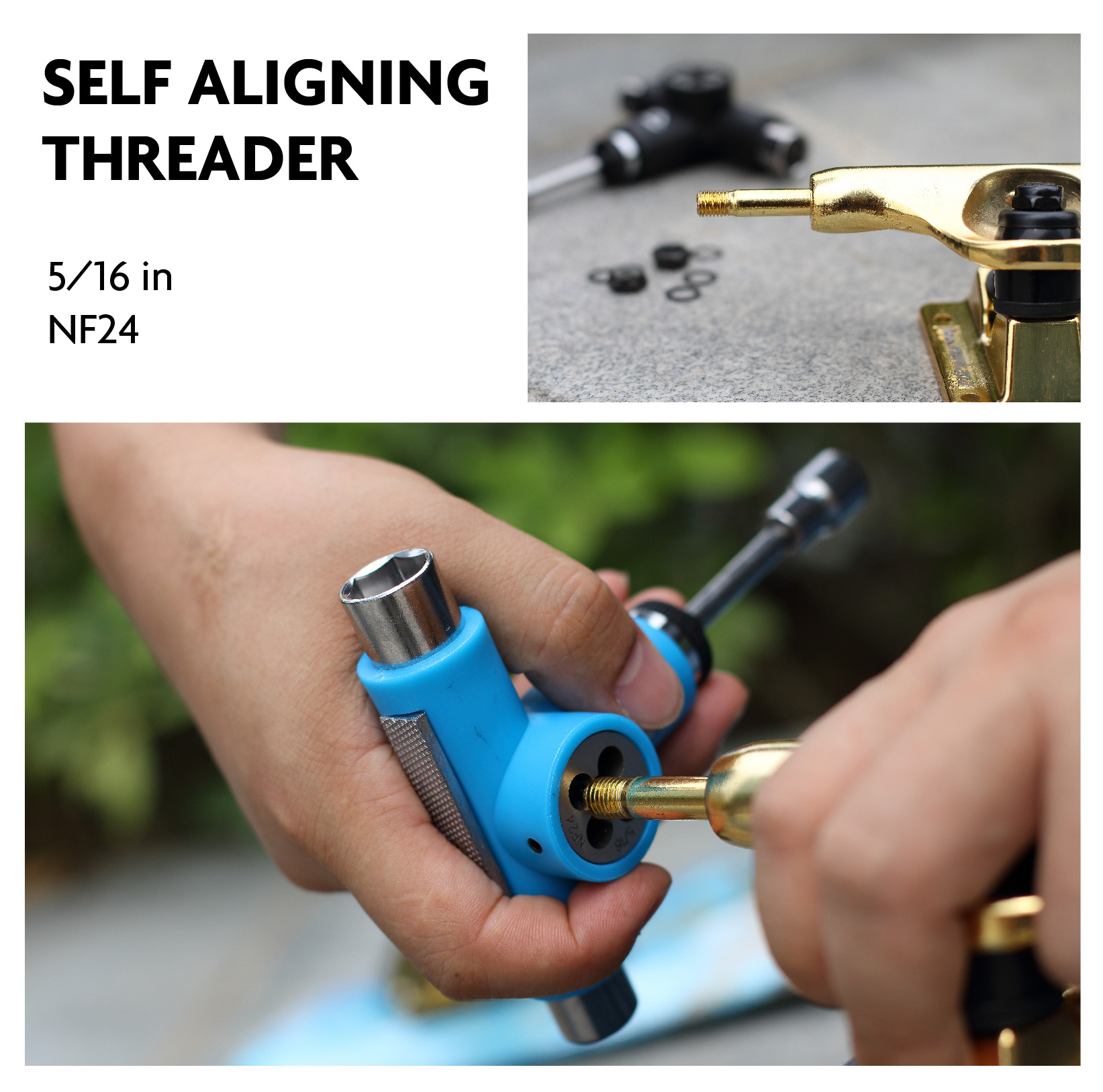 Merkapa Ratchet Skateboard T Tools All in One Tool