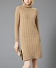 17PKCS354 knit wool cashmere knitted lady sweater