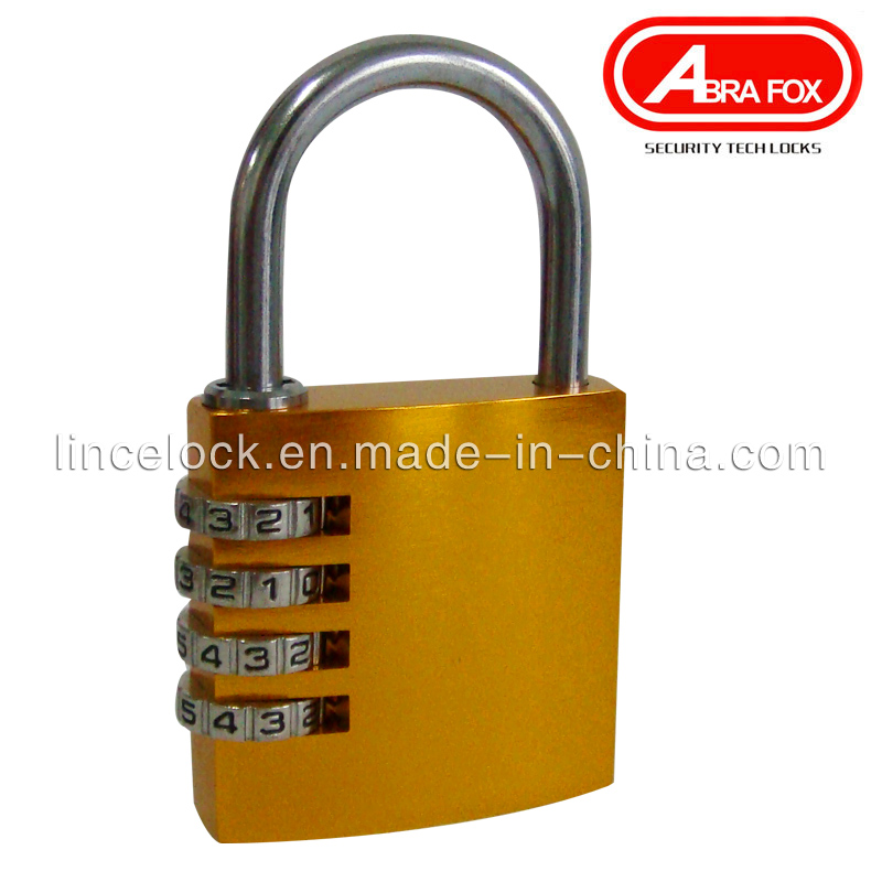 Aluminum Alloy Colour Combination Padlock/ Lock (527 -304)