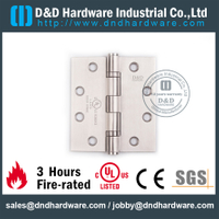 Stainless Steel 316 Door Hinge with UL Certificate for Hollow Metal Door-DDSS4543