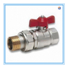 OEM Parts for Lead-free Brass Gate Valve