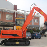 Double Power Fixed Scrap Handler FMDG100 Excavator