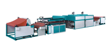 Automatic Single Color Roll to Roll Non-Woven Screen Printing Machine