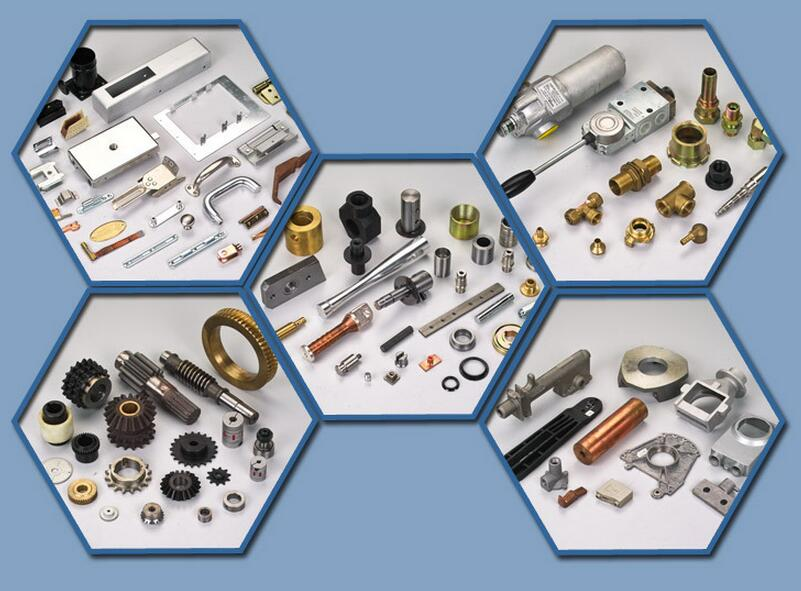 die casting,forging,CNC machining and stamping part from China