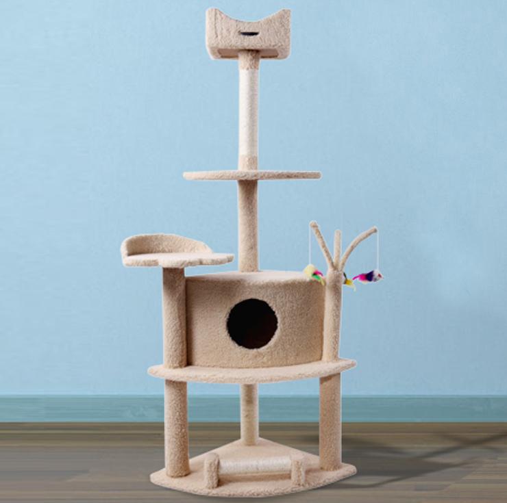 Cat Craft Tree