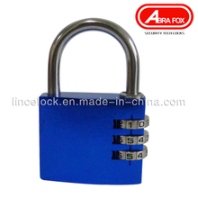 Aluminum Alloy Colour Combination Padlock (530-403)