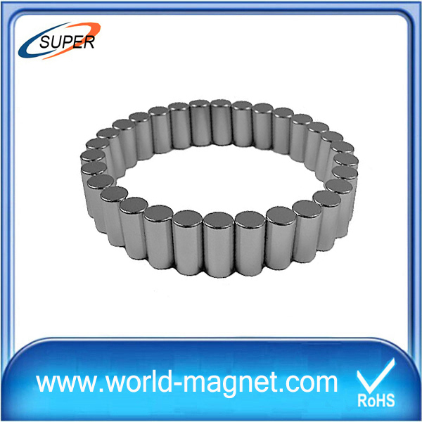 Powerful Strong Neodymium Cylinder Magnet