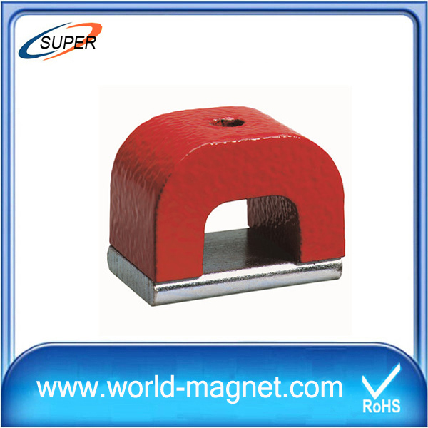 High Grade Customized Cast AlNiCo Magnet