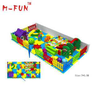 indoor mini playground equipment