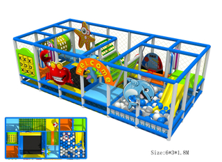 Best indoor playground for kids