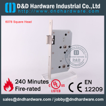 Stainless Steel 304 Bathroom Lock with CE Certificate-DDML012