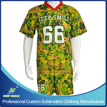 Custom Sublimation Lacorsse Sports Wear