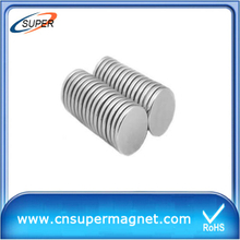 Low-priced N40 disc neodymium magnets
