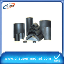 Wholesale Arc Ferrite Magnet for motor