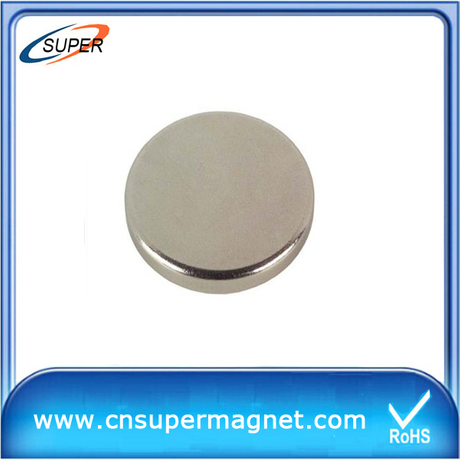 New product 8*2mm Neodymium Magnetic Disc