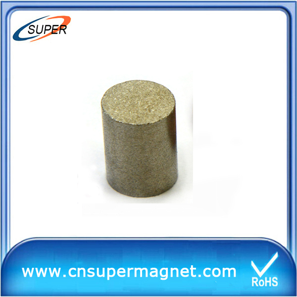 Hottest sale D6*10mm Sintered SmCo Magnet