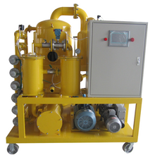 Series ZYD-I-A PLC Fully Automatic Vacuum Transformer Oil Regeneration System