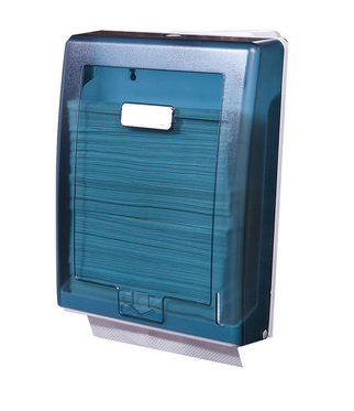 Commercial Paper Towel Dispenser with plastic for hospital KW-818