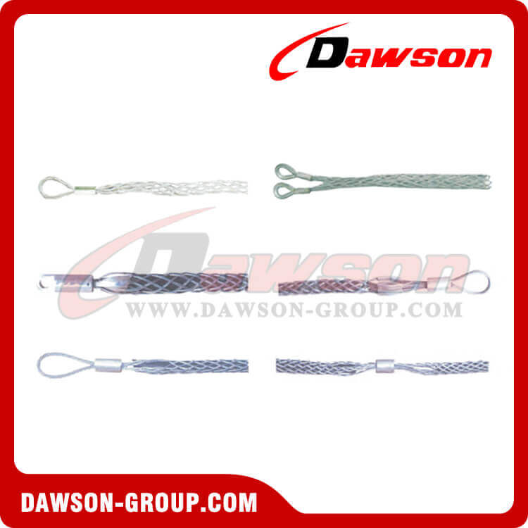 Cable Socks, Aircraft Steel Grips, Cable Grips, Wire Rope Grips ...