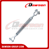 US Type Drop Forged Turnbuckle Jaw & Jaw