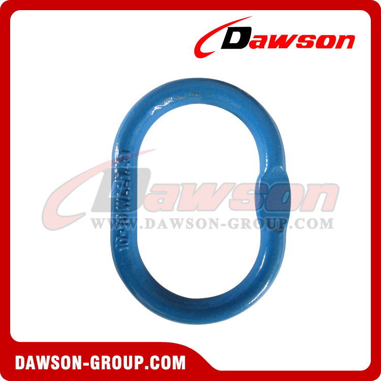 G100 / Grade 100 Forged Master Link for Wire Rope Lifting Slings