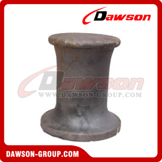 10 inch Cast Steel Single Bitt