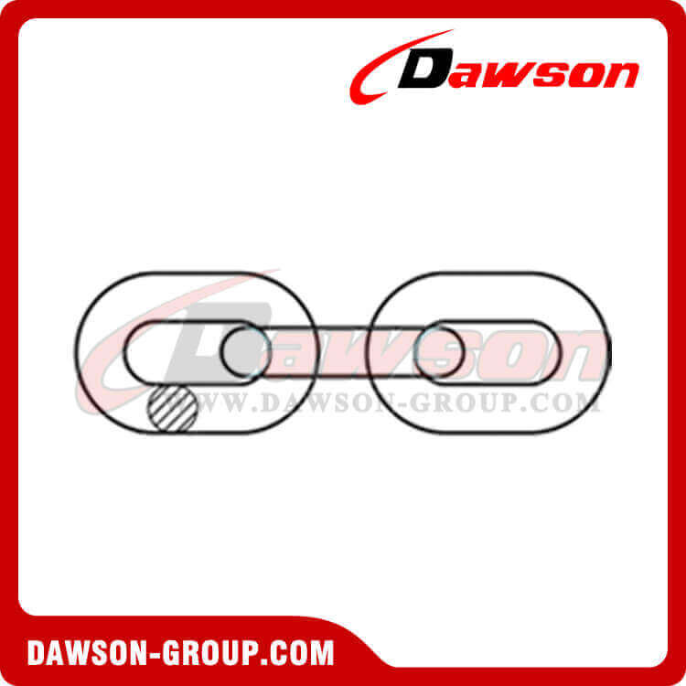 Grade 80 Alloy Lifting Chain - Dawson Group Ltd. - China Factory, Exporter
